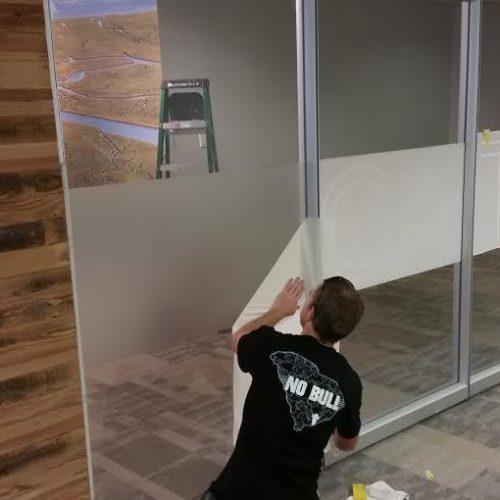 catalyst-center-window-graphics-installation